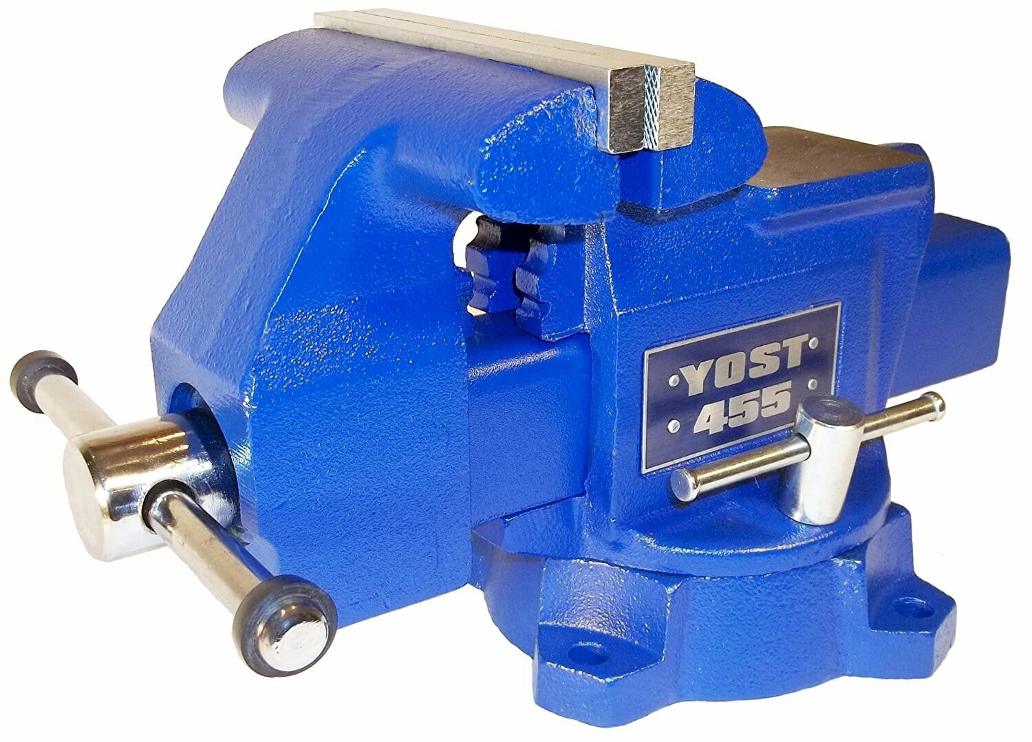 4 Simple Uses of a Bench Vise