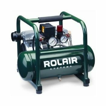 Rolair JC10 1 HP Oil-Less Review