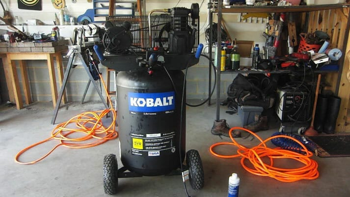 Garage Air Compressors