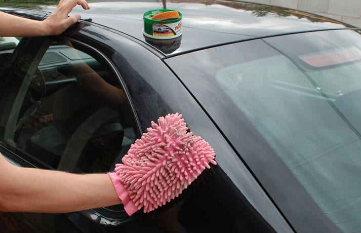 Car Paint Sealants