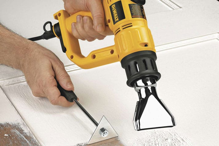 Heat Guns for Removing Paint